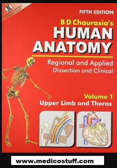 Bd Chaurasia Anatomy 6th Edition Pdf