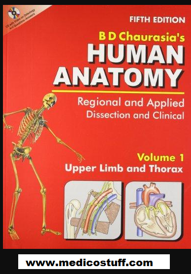bd chaurasia anatomy pdf upper limb